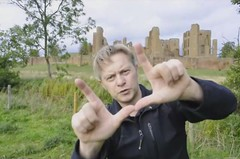 Mike Downes - U_News from Kenilworth Castle promo