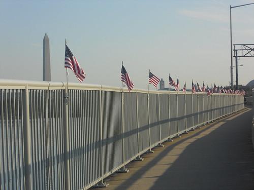 Bike Commute 100: Flags