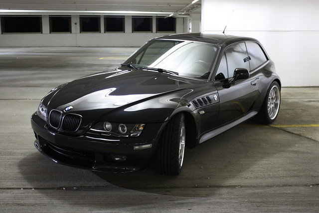1999 BMW Z3 Coupe | Cosmos Black | Black