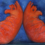 "<b>Consoling Hearts</b><br/> Becky Franklin (1983-) Consoling Hearts Oil, 2008 LFAC #2008:06:02<a href=""//farm7.static.flickr.com/6207/6147736382_2ae4471c19_o.jpg"" title=""High res"">∝</a>"