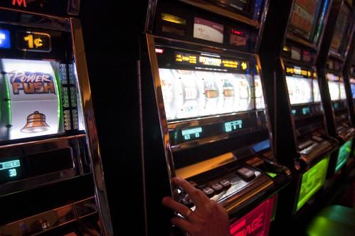 gambling!