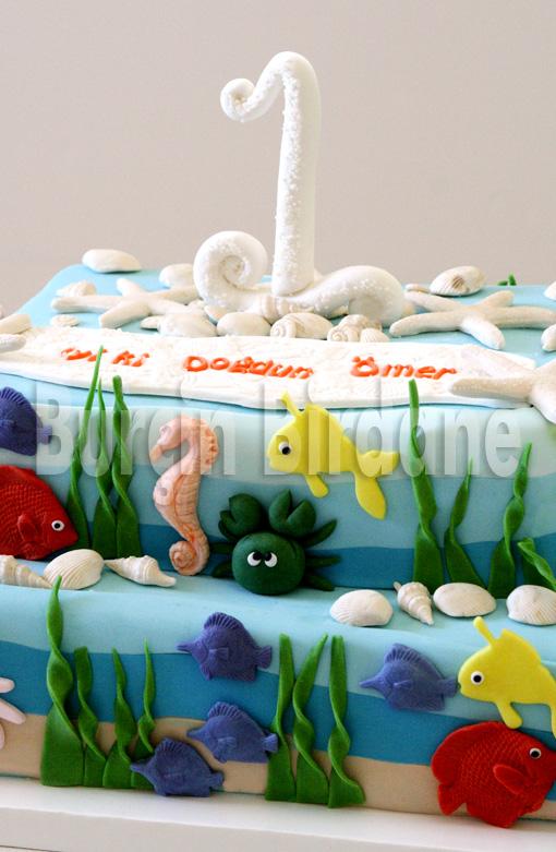 Denizaltı Pastasi 1