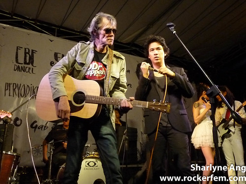 Pepe Smith and Ely Buendia - Rock Rizal