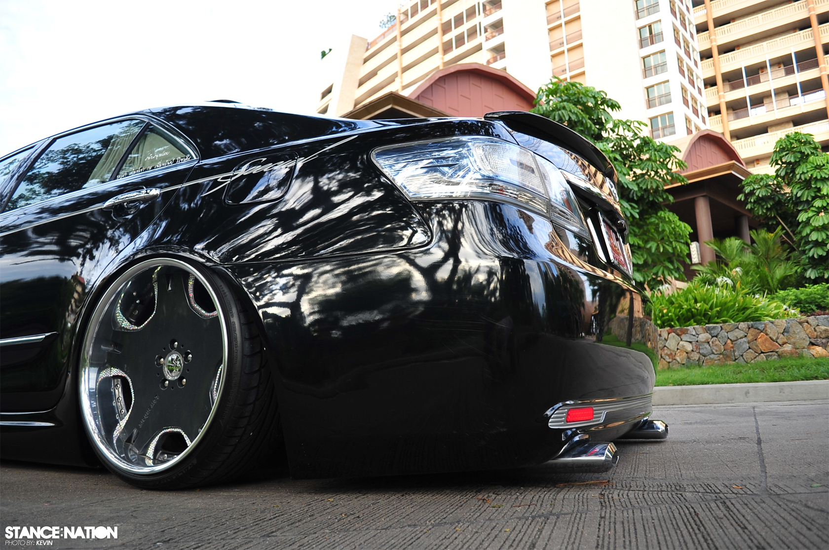 Slammed Vip Style Camry Stancenation Form Gt Function