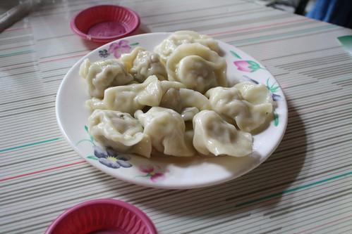 [台湾2.5] 水餃子うまいー