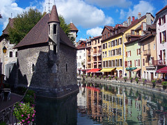 Annecy, France-Old Jail (skochur) Tags: lake france annecy water