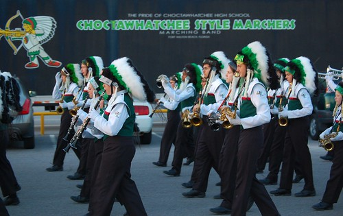 Choctawhatchee Style Marchers - Ft. Walton Beach, Florida