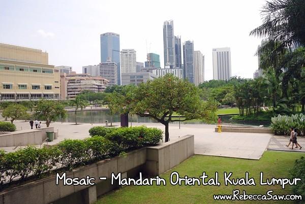 Mosaic- Mandarin Oriental, Kuala Lumpur-39