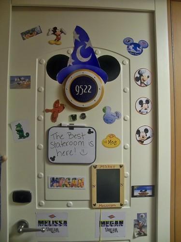 New Fun Idea For Cabin Door Decoration Cruise Critic