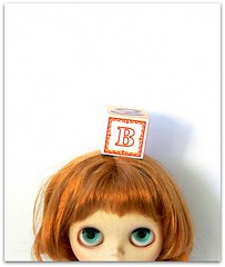 B is for Blythe