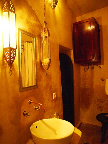 Jasmine Terrace: Riad Merstane, Marrakech