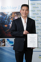 Dr. Brian Kwon recognized for bringing clinica...