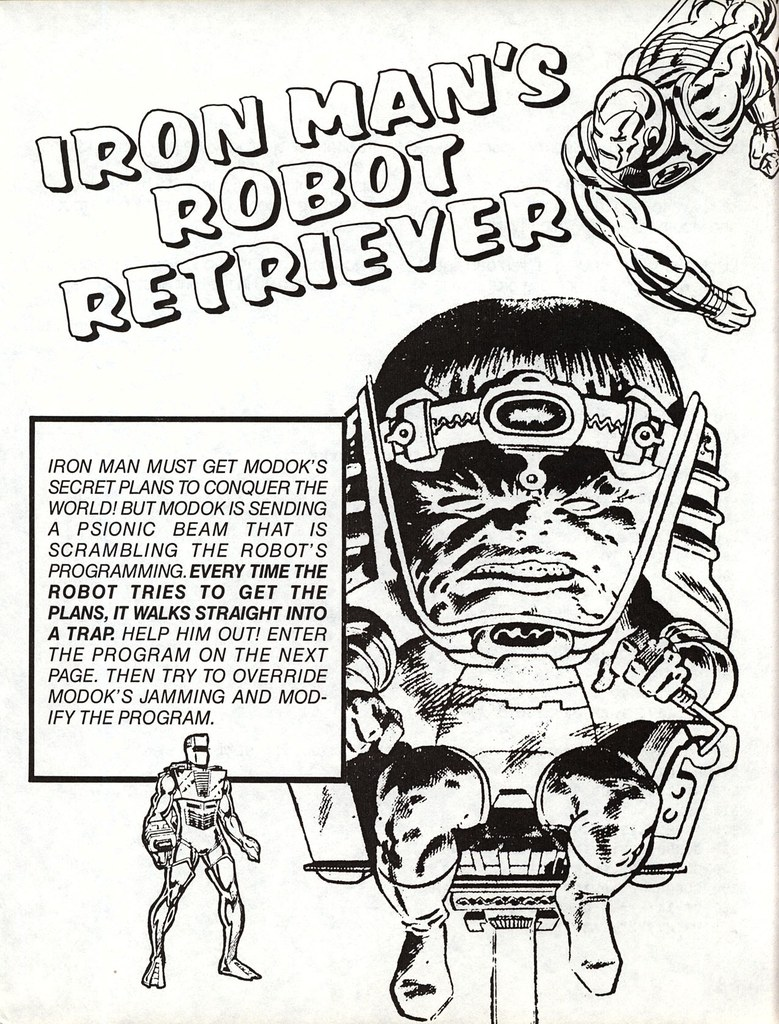 Iron Man's Robot Retriever