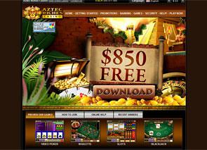 Aztec Riches Casino Home