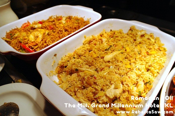 Ramadan buffet - The Mill, Grand Millennium Hotel-24