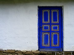 blue door (oana-emilia) Tags: