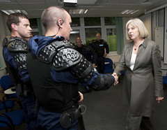 Home Secretary's Visit (Greater Manchester Police) Tags: police gmp policeofficer homesecretary chiefconstable theresamay greatermanchesterpolice peterfahy tauofficer controlroomseniorofficer