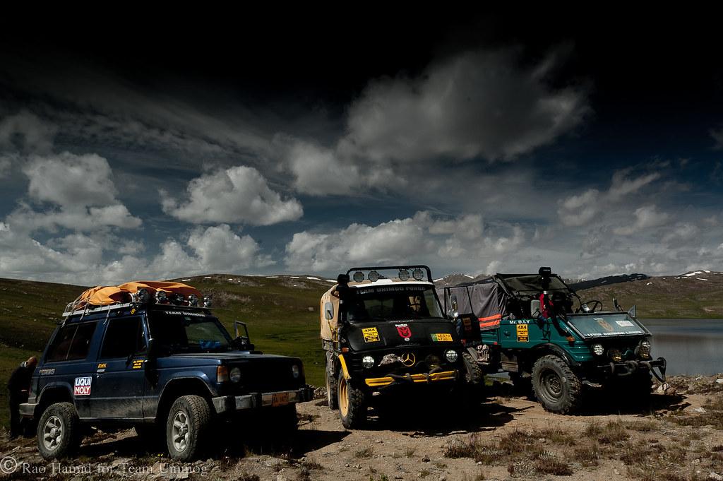 Team Unimog Punga 2011: Solitude at Altitude - 6033131288 c914dd2002 b