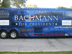 Bachmann In Iowa