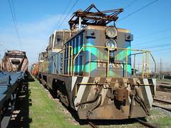 Quizs... (daniel_01986) Tags: tren eeg breda e17 efe locomotora electrico talca e32 carga fepasa