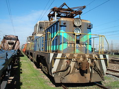 Quizás... (daniel_01986) Tags: tren eeg breda e17 efe locomotora electrico talca e32 carga fepasa