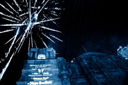 Espectáculo Multimedia Catedral Oaxaca (30)