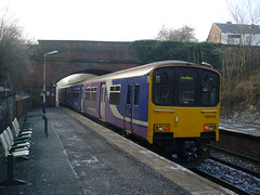 Northern Rail 150 142 (Bubblin40) Tags: northernrail class150