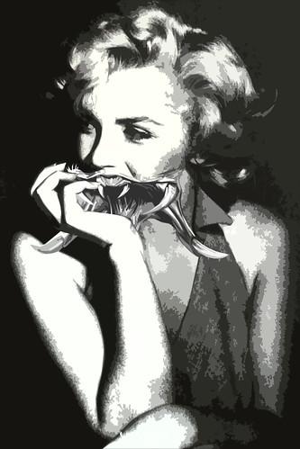 Norma Jeane (false idols edition)