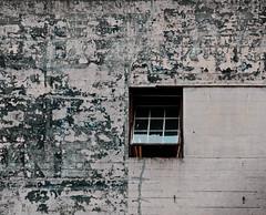 one window wall (dotintime) Tags: window wall one peeling paint air worn aged meganlane dotintime