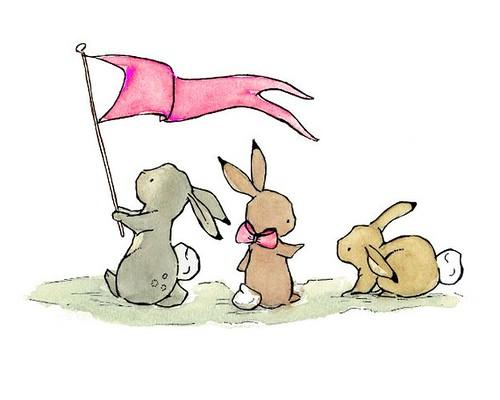 Bunny Parade