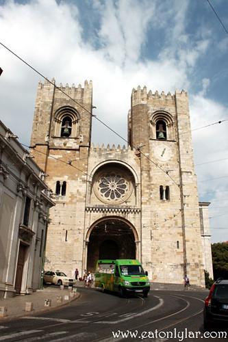 Santa Maria Maior de Lisboa or Sé de Lisboa, Lisbon