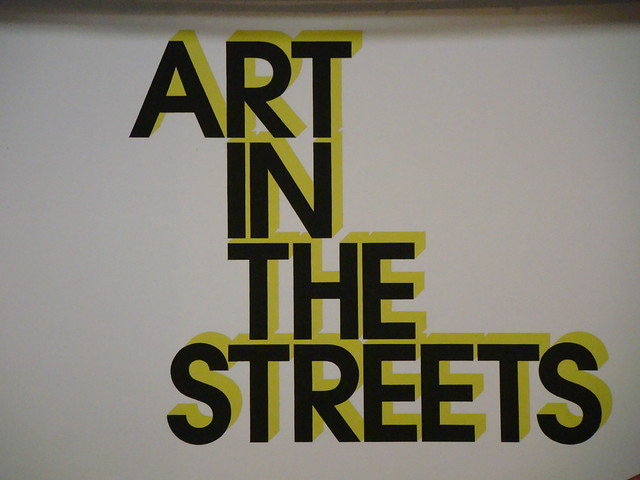 Art in The Streets @ MOCA, Los Angeles 2011