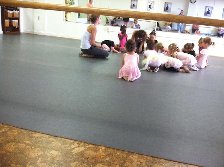 Mabry's First Dance Class #7