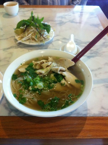 Chicken Pho (Pho Ga) by raise my voice