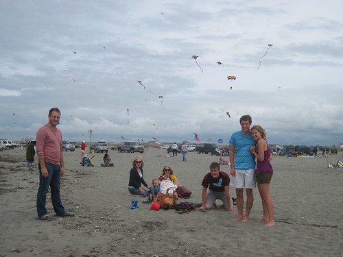 a stop at the kite festival by Southworth Sailor