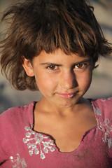 Kohistani Girl (ZAK!) Tags: old pakistan people woman man public girl child karachi sindh gilgit