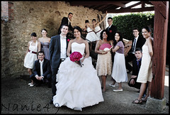 Fratries. (nanie49) Tags: famille wedding portrait france nikon mariage matrimonio d80