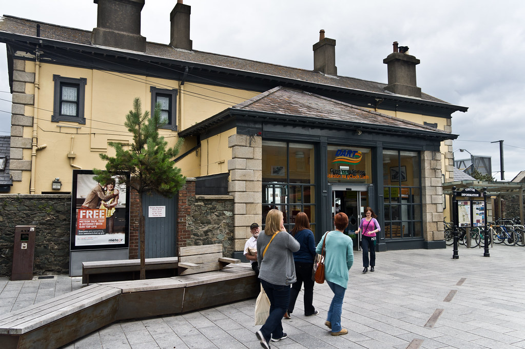 Greystones Railway Station