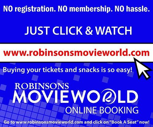 Robinsons Movieworld