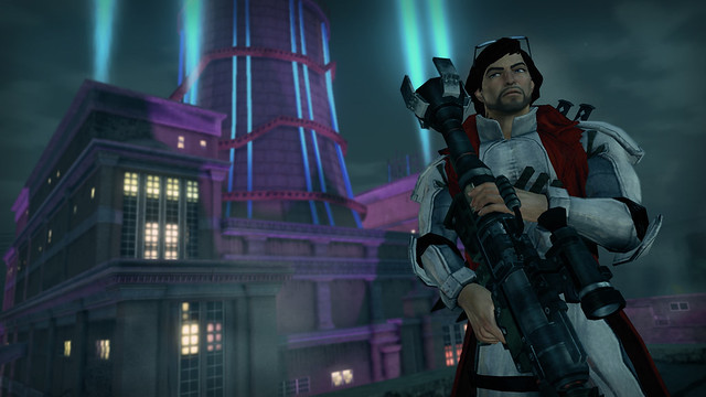 Saints Row: The Third - Stronghold upgrade