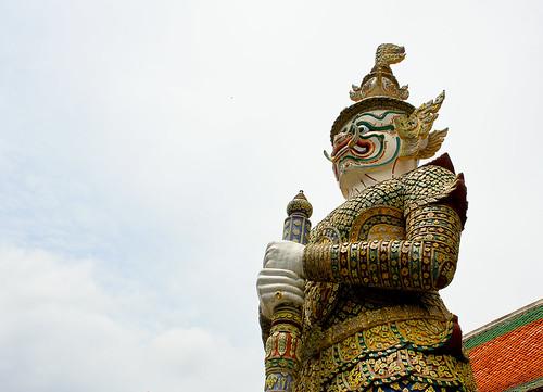 Thailand :: Temple วัดพระศรีรัตนศาสดาราม