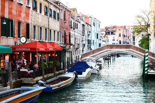 Ristorante Alla Conchiglia in Venice