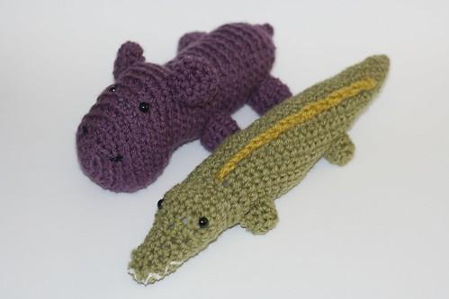 Crochet Critters