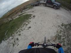 GOPR1764 (Handolio) Tags: bike offroad bridleway helmetcam southdownsway gopro trekfuelex8 fulkingescarpment