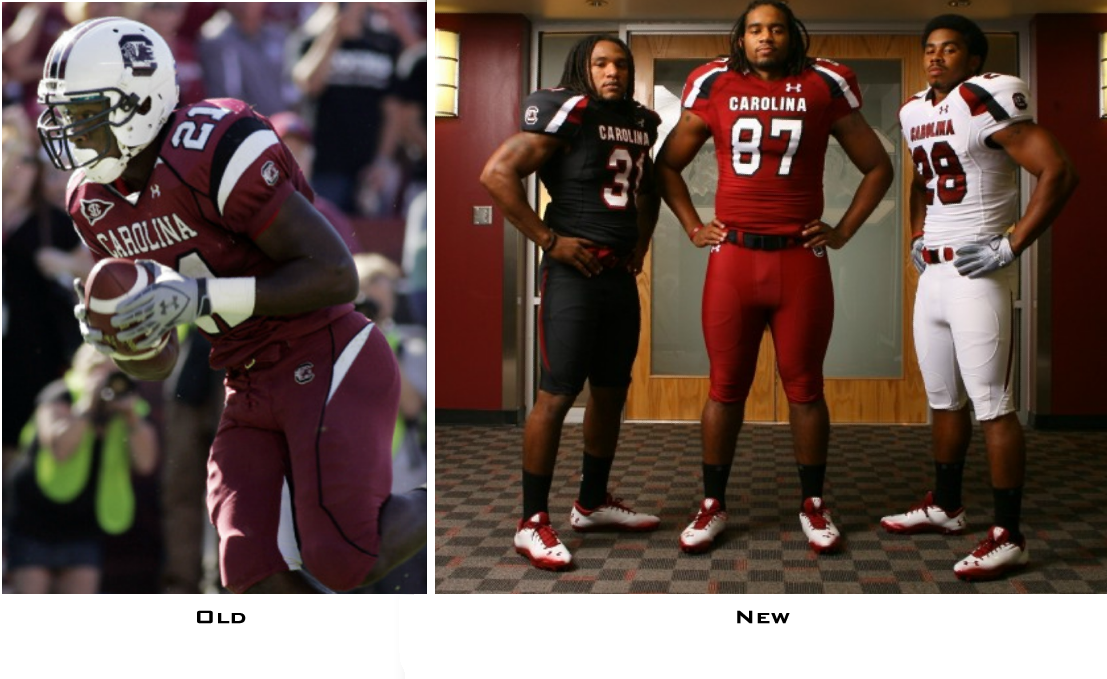 espn page story watch delivers every stitch change college football uniforms
