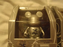 25th Disney Store Anniversary Vinylmation