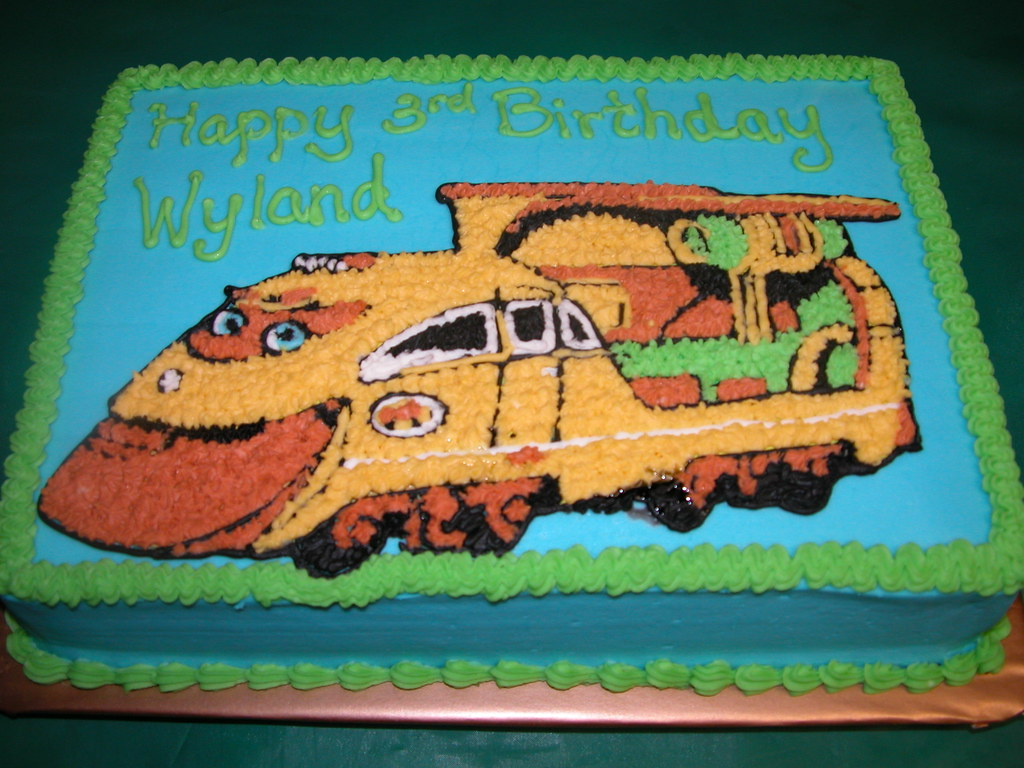 The Worlds Best Photos of cake and chuggington Flickr Hive Mind