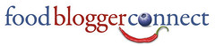food blogger connect logo