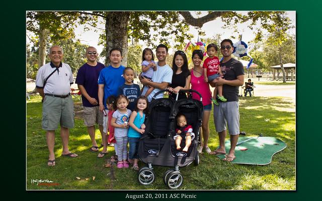 2011-08-20  ASC 1st Annual Picnic