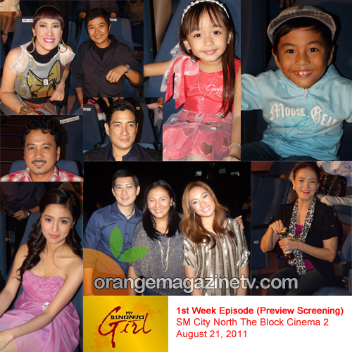 My Binondo Girl Cast